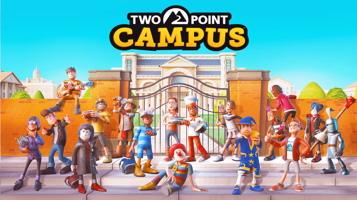 Two Point Campus Summer Game Fest