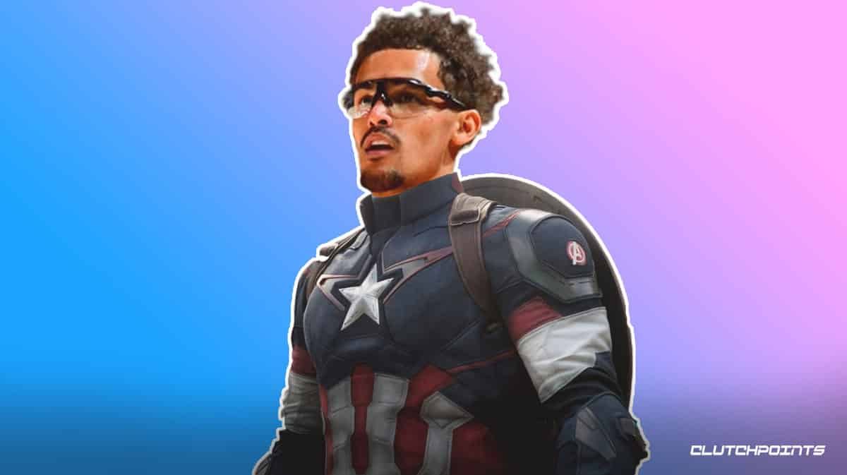 Trae Young's net worth in 2021, Trae Young, Hawks