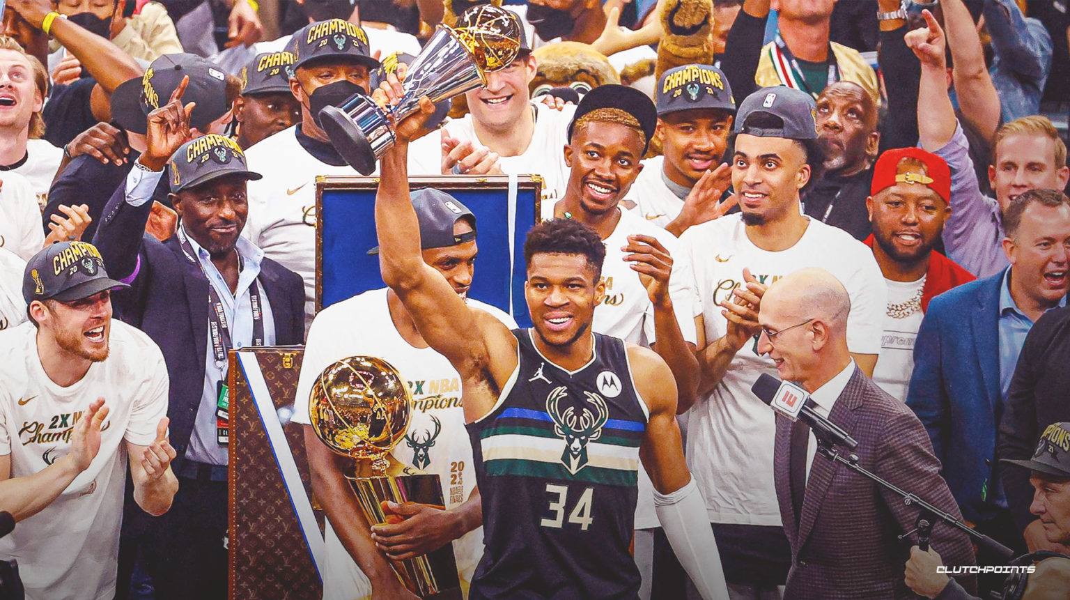 All 27 moves that led to the Bucks winning the 2021 NBA ...