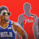 Sixers trades