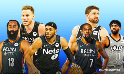 Nets, Kevin Durant, NBA free agency, Bruce Brown