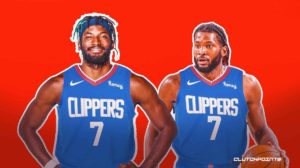 Justise Winslow, Clippers