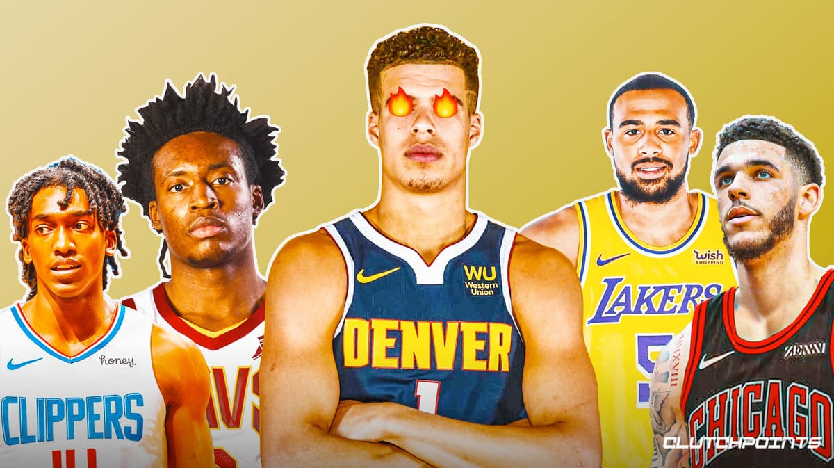 Michael Porter Jr. and 2 prospects poised to break out next NBA season - ClutchPoints