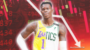 Dennis Schroder Lakers Celtics contract free agency