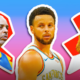 Stephen Curry Warriors Dell Curry Sonya Curry divorce