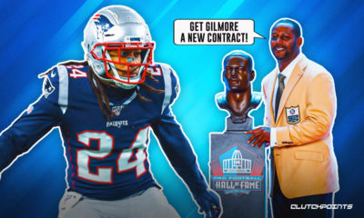 New England Patriots, Ty Law, Stephon Gilmore