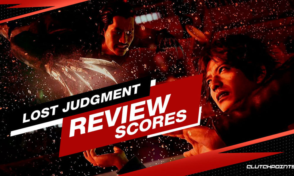 Lost Judgment Review Scores, Lost Judgment Reviews, Lost Judgment, Lost Judgment Review, Yakuza