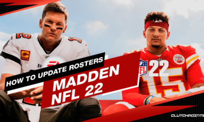 Madden 22 how to update roster