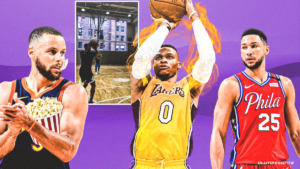 Russell Westbrook Lakers Ben Simmons