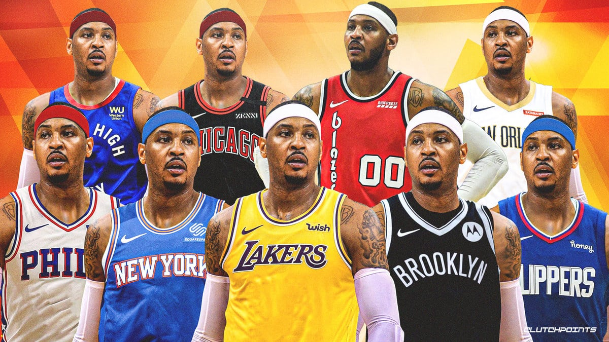 Lakers, Carmelo Anthony