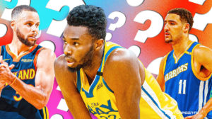 Warriors, Andrew Wiggins, Stephen Curry, Klay Thompson, COVID-19 vaccine