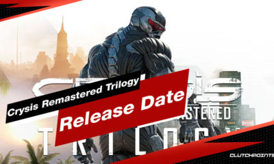 Crysis Remastered Trilogy, Crysis Remastered Release Date, Crysis Remastered Coming Out, when is crysis coming out